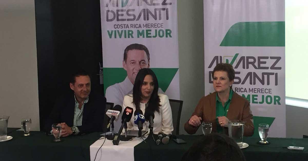 Natalia Díaz, diputada libertaria, confirma adhesión a Álvarez Desanti