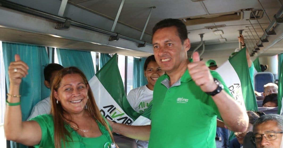 Antonio Álvarez y Juan Diego Castro en un mano a mano