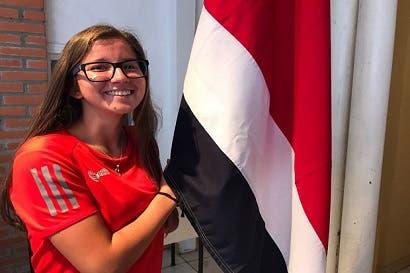 Camila Haase será abanderada en Paracentroamericanos