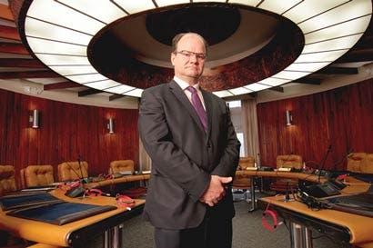 Uccaep llevará a Consejo de Competitividad tema del seguro de riesgos del trabajo