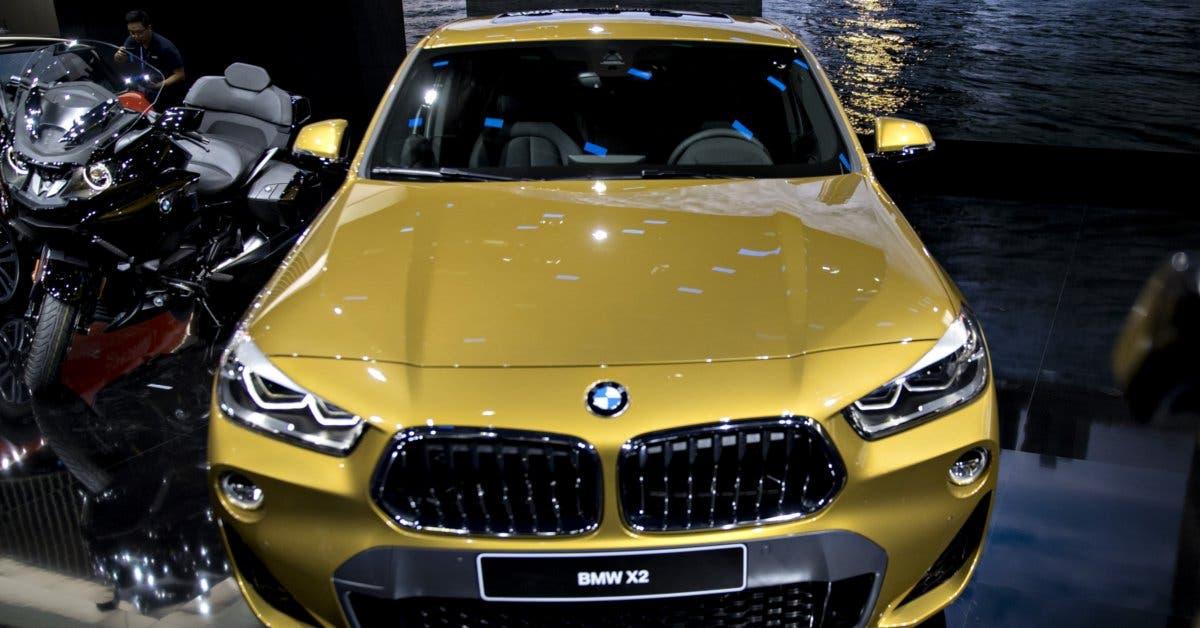 BMW confía en nuevos modelos para impulsar ventas