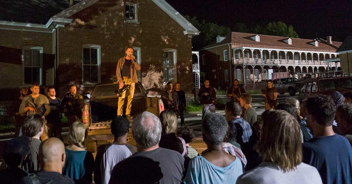 Fox estrenará nuevos episodios de The Walking Dead en febrero
