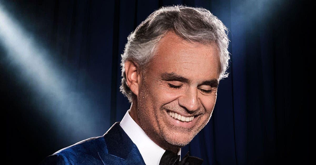 Andrea Bocelli hará un repaso por su carrera musical