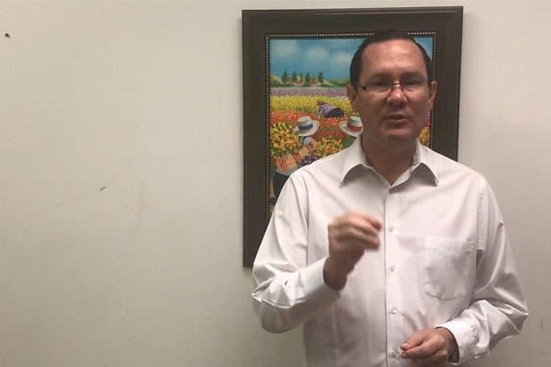 Corte amplía suspensión de Celso Gamboa por tres meses