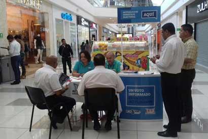 TSE habilitará solicitud de cédula en centros comerciales