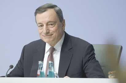 Auge económico de zona euro seguirá tras fuerte comienzo de 2018