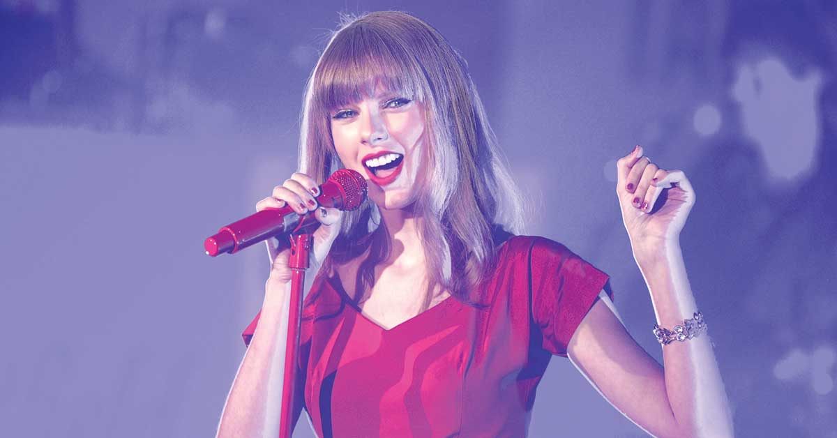 "Taylor Swift lanza su sencillo ""End Game"""