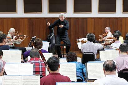 Orquesta Sinfónica regresa en marzo con su Temporada Oficial