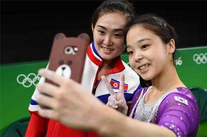 Corea del Norte y del Sur marcharán juntos en los Juegos Olímpicos de Invierno