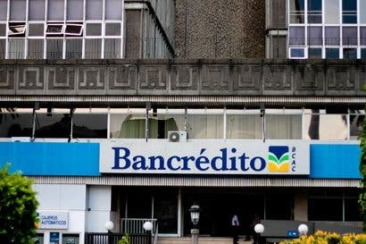 Fitch: Intervención de Bancrédito sin impacto en banca estatal