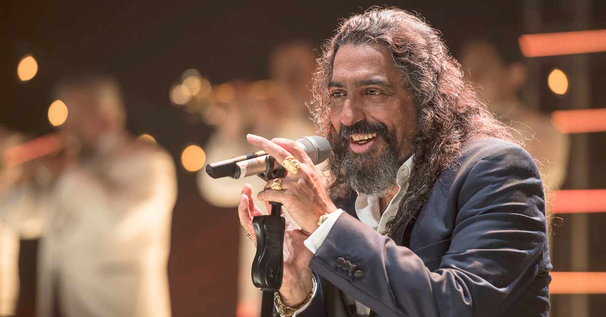Diego El Cigala regresa al ritmo de salsa