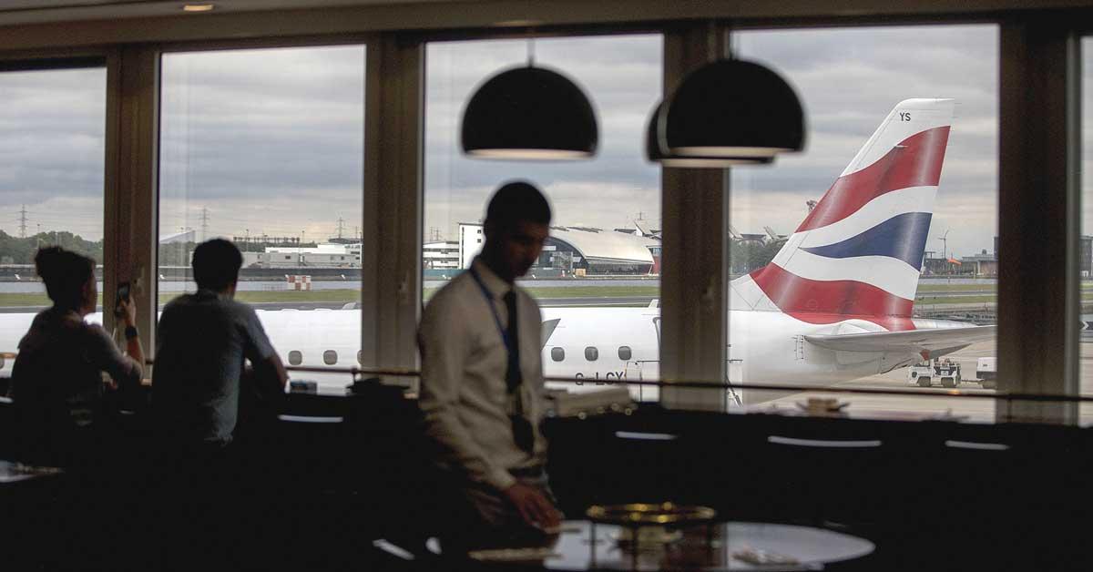 Aerolíneas del Reino Unido arriesgan perder derechos en UE