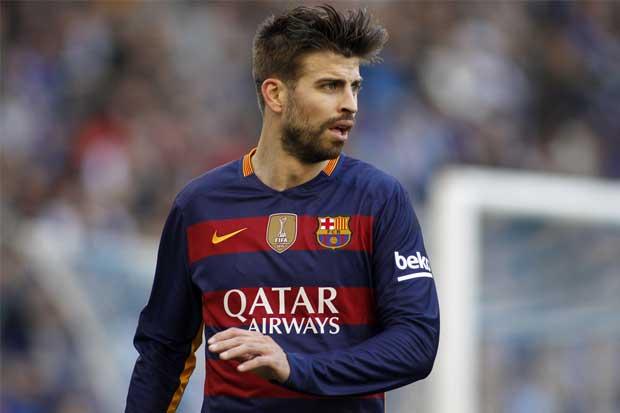 Se queda: Piqué renueva con el Barcelona hasta el 2022