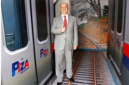 Rodolfo Piza promete recortar el déficit a la mitad