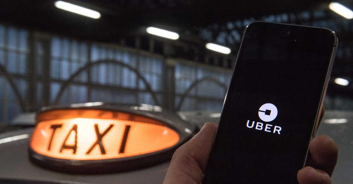 Colombia regulará Uber como empresa de taxis privados