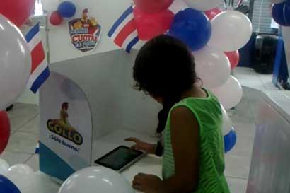 Gollo habilitará elecciones infantiles