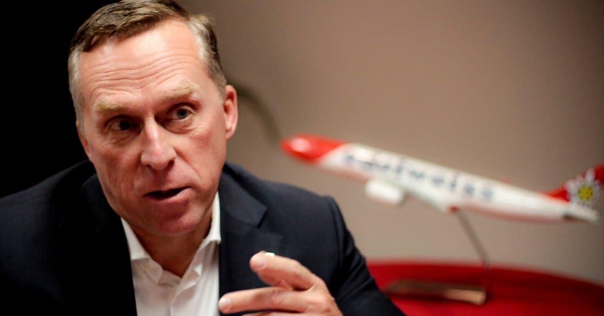 """CEO de Edelweiss: """"Volar a Costa Rica ha sido increíble"""""""