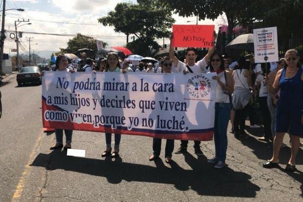 Convocan a manifestación por pronunciamiento de la CIDH