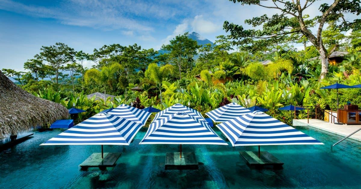 Nayara Springs  fue incluido en asociación de hoteles de clase mundial