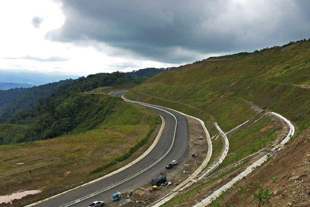 Conavi ordena suspensión de encargados de ejecutar la carretera Sifón-La Abundancia