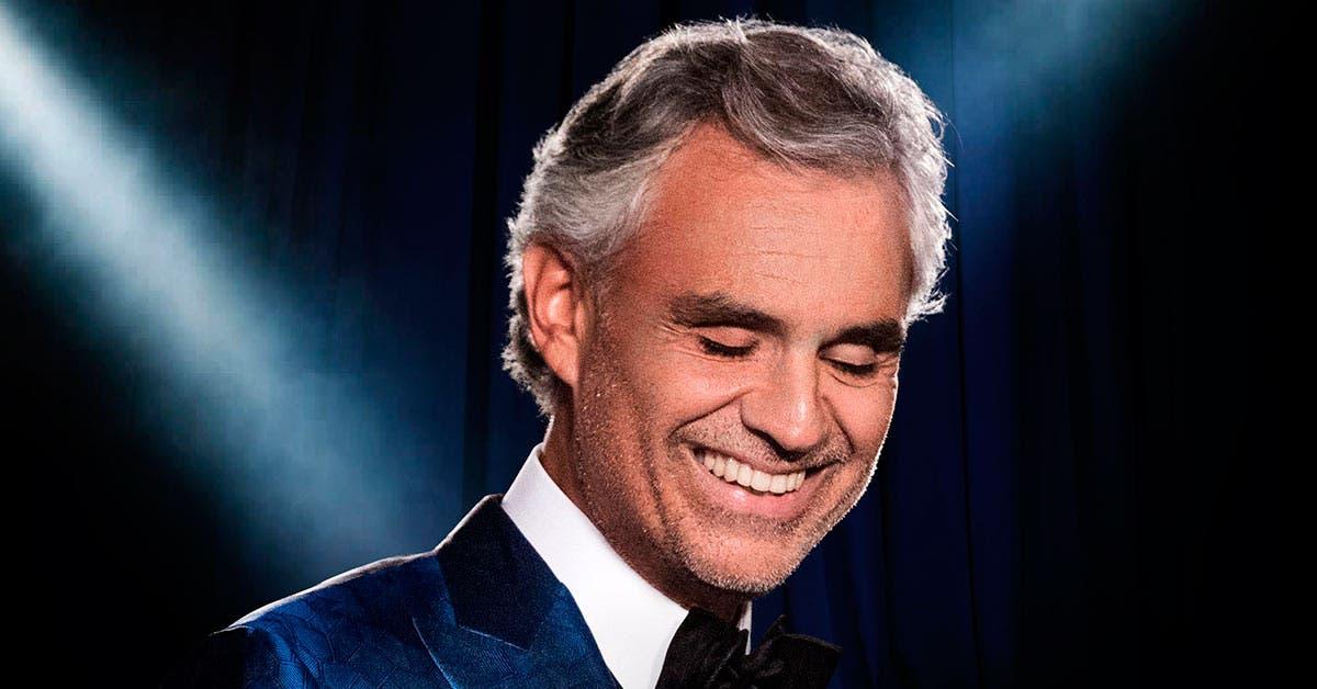 Orquesta Sinfónica Nacional acompañará a Bocelli en concierto
