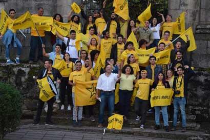 Frente Amplio invita a ciudadanos a participar en creación de anuncio