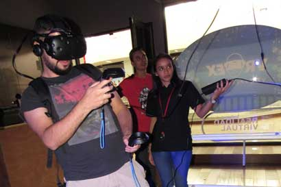 Sala de juegos virtuales abrió en Heredia tras inversión de $40 mil