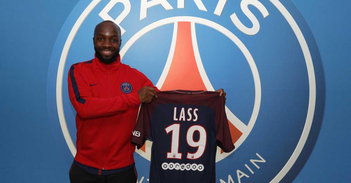 PSG sorprende con el fichaje de Lass Diarra
