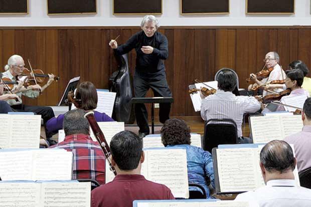 Orquesta Sinfónica tiene programados 80 conciertos