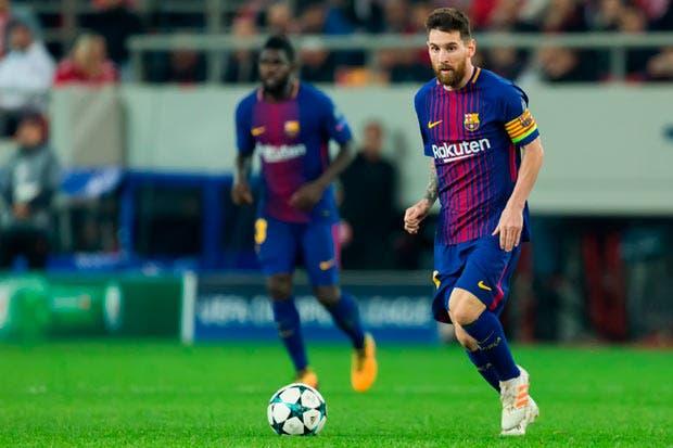 ¿Cuáles récords le quedan por batir a Lionel Messi con el Barcelona?
