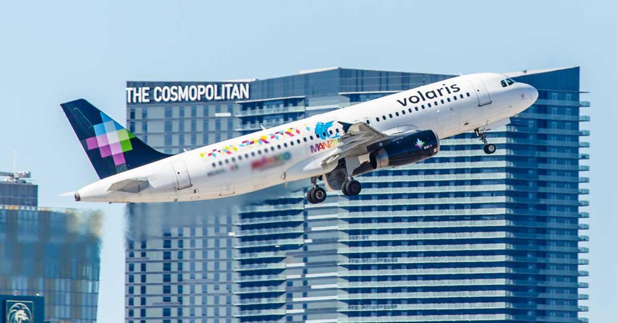 Volaris Costa Rica ofrece promoción de boletos a México y EE.UU.