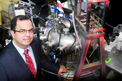 Tico incluído entre los mejores científicos en fusión nuclear del mundo