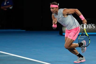 El cuerpo humano no se diseñó para jugar tenis