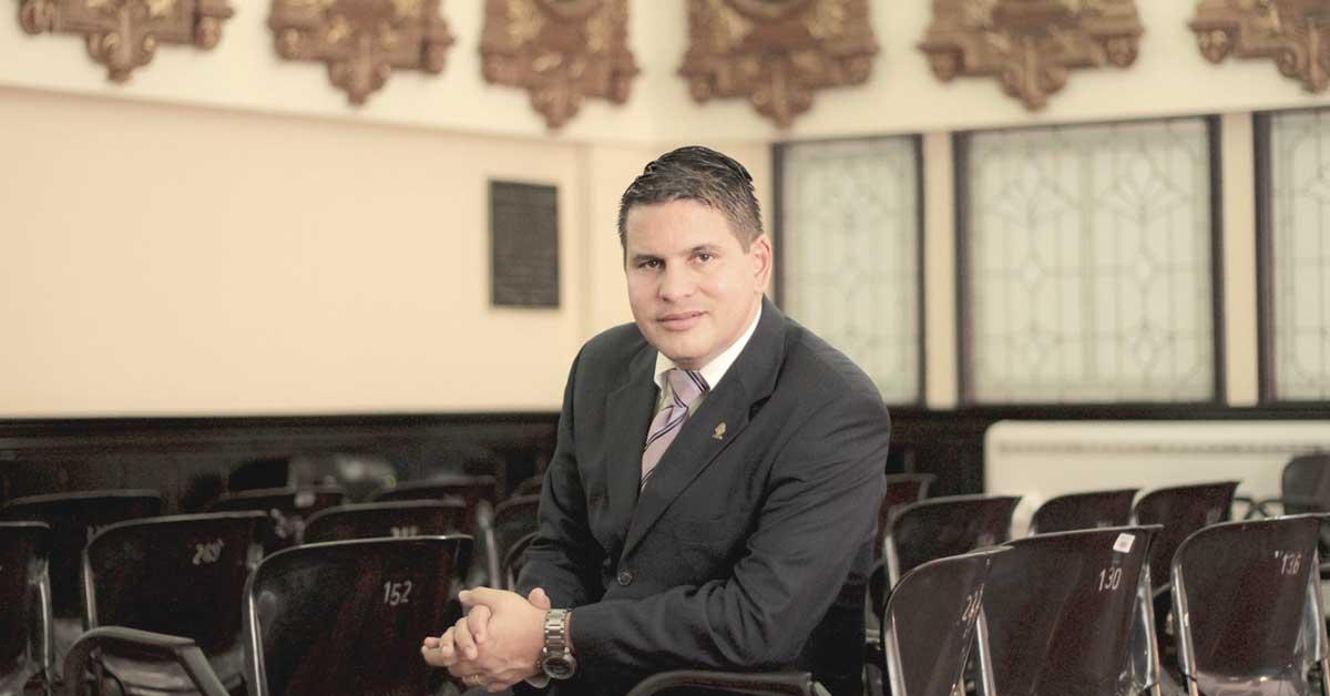 """Fabricio Alvarado: """"No voy a mezclar el tema de la religión con política"""""""