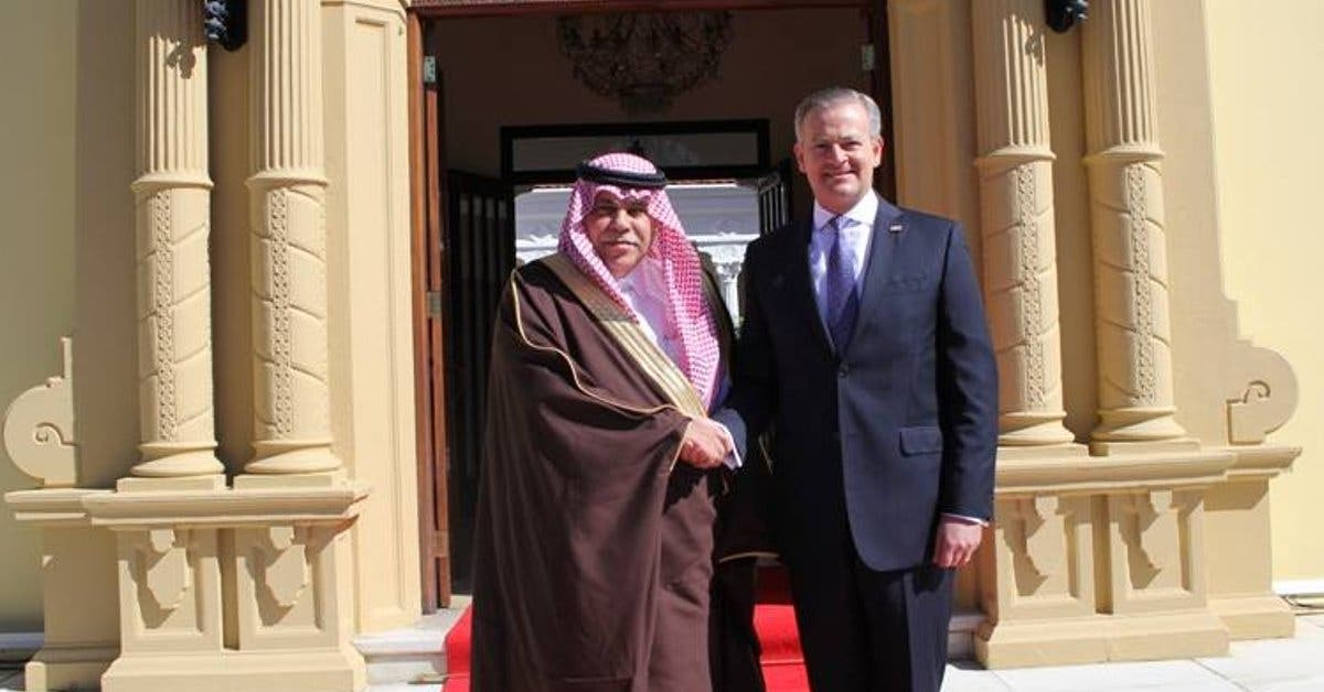 Arabia Saudí interesado en invertir en Costa Rica