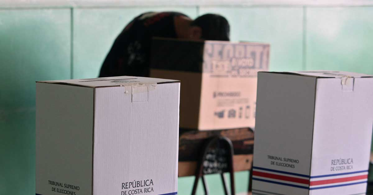 Pacientes hospitalizados podrán votar con aval médico