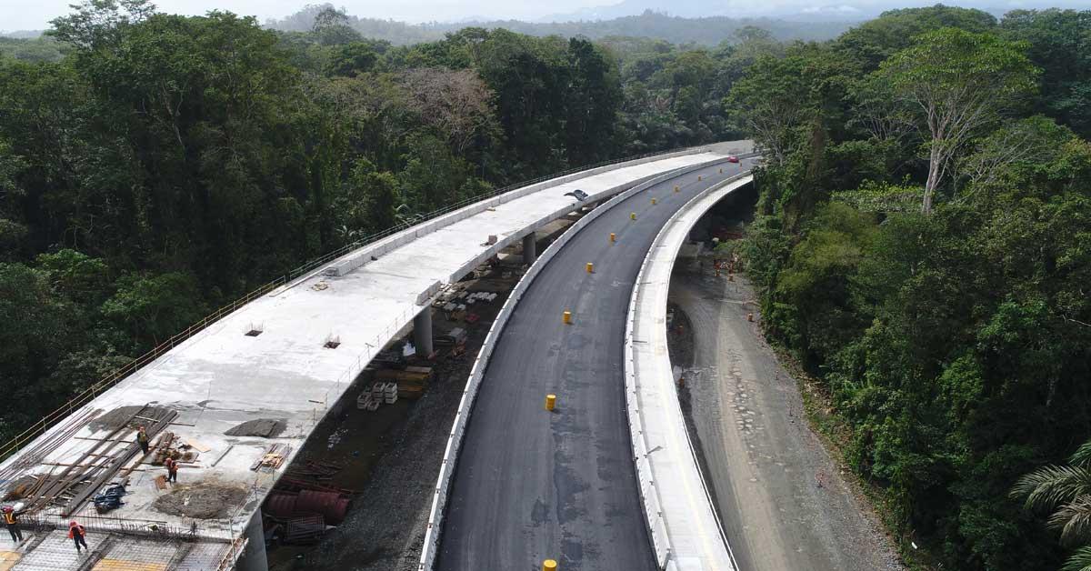Tránsito hacia TCM en Moín se habilitará mañana