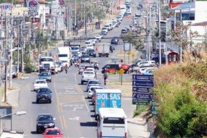 Radial de Santa Ana inicia estudios para su ampliación