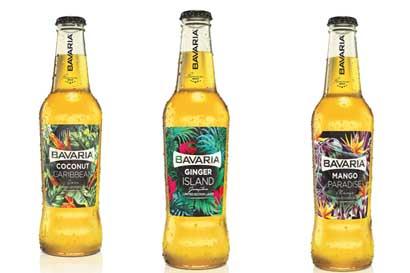 Bavaria lanzó tres cervezas inspiradas en el verano