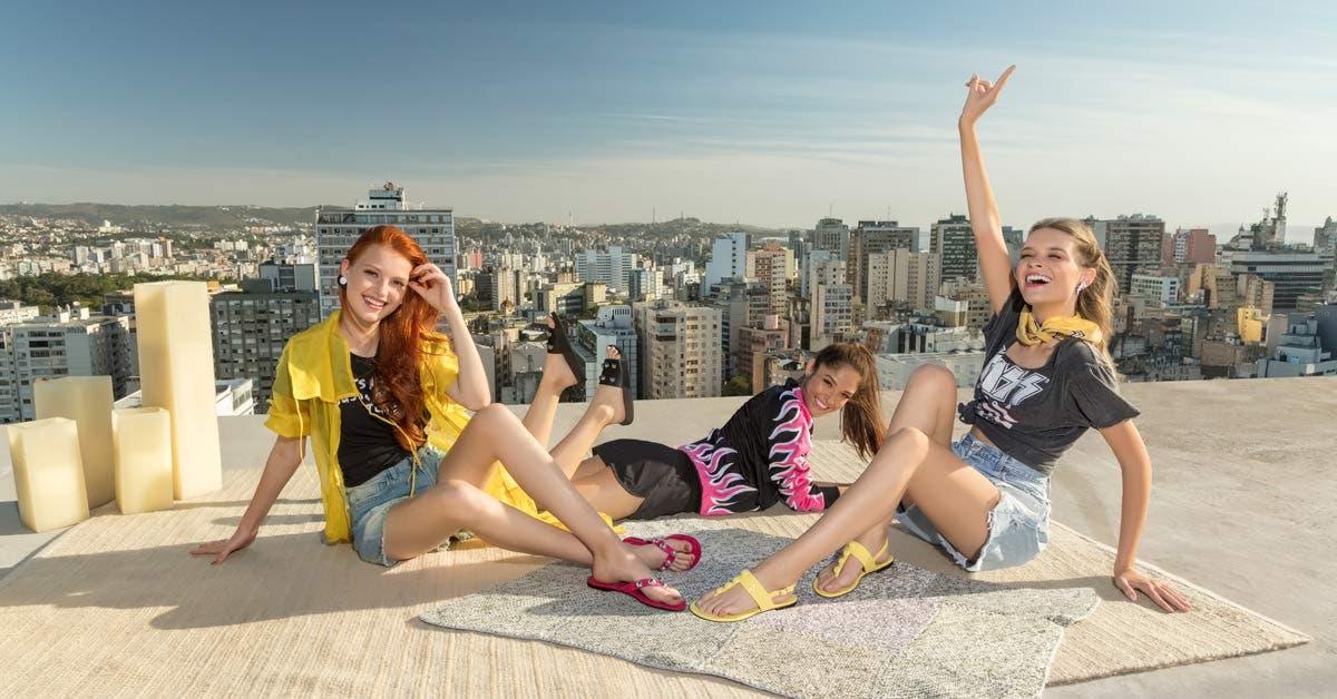 Conozca las tendencias en calzado brasileño