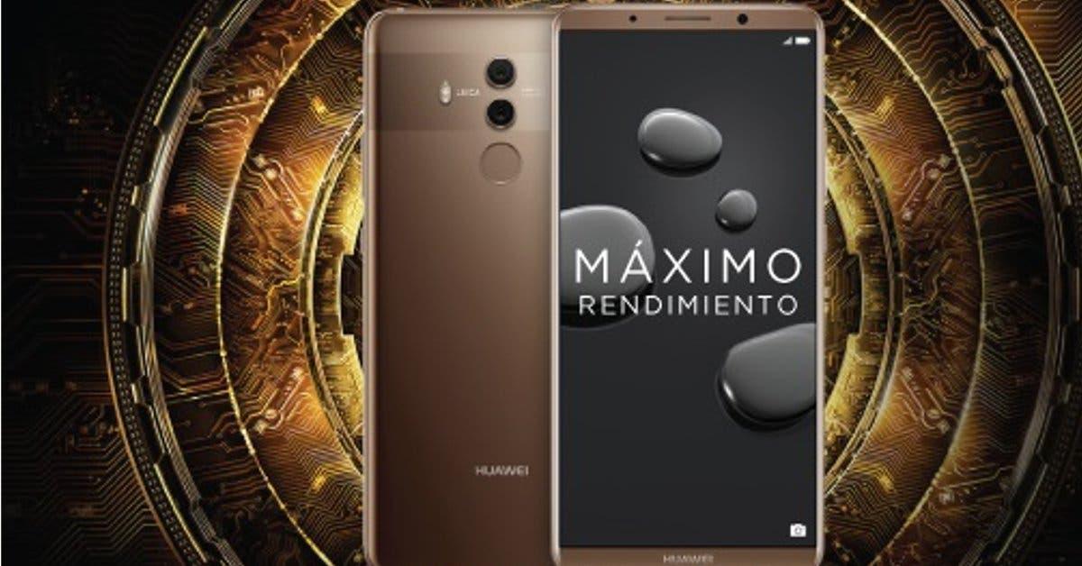 Huawei inicia venta de nuevo Mate10 Pro