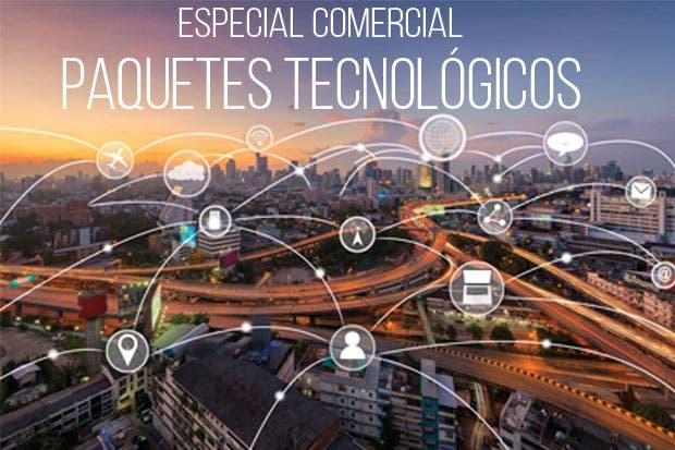 Especial Paquetes Tecnológicos 2018