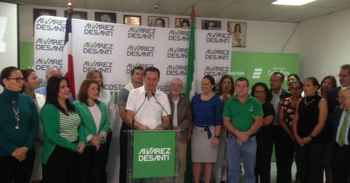 Álvarez promete acciones para generar empleo a mayores de 40 años