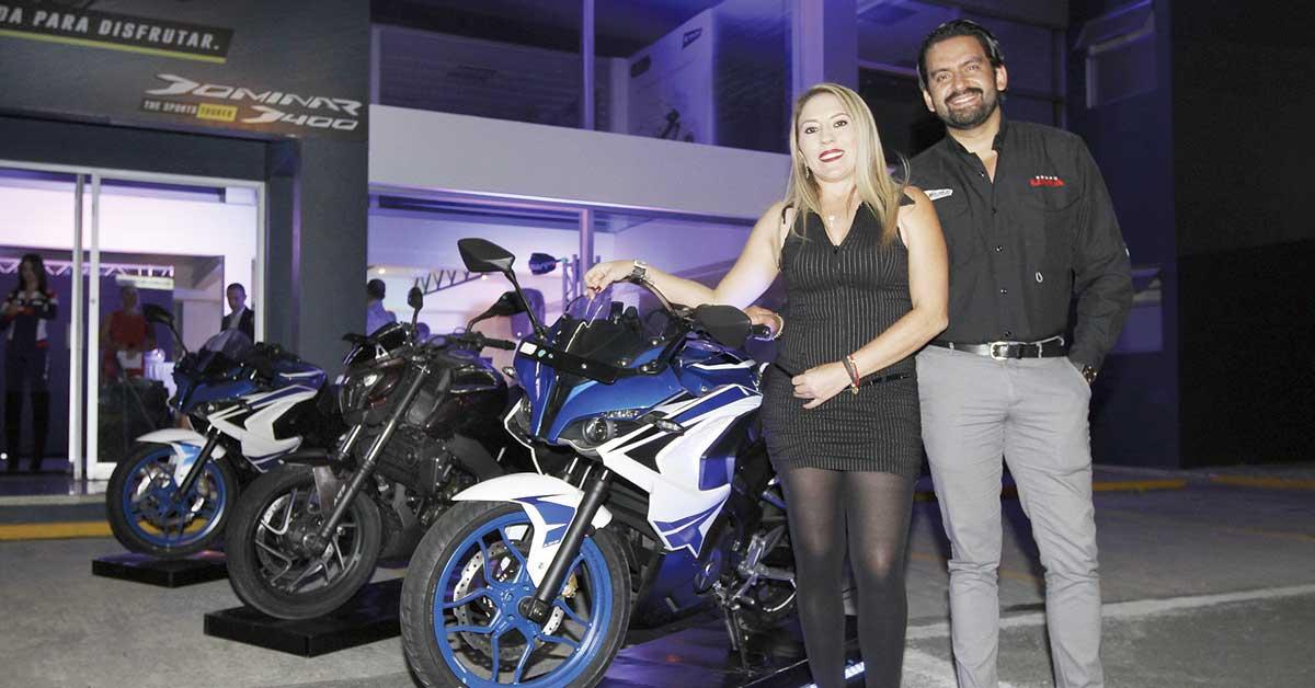 Grupo UMA abrió su primera tienda en el país