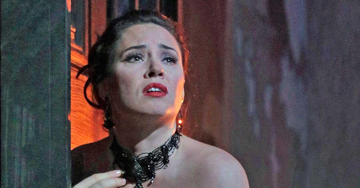 Disfrute mañana la ópera Tosca