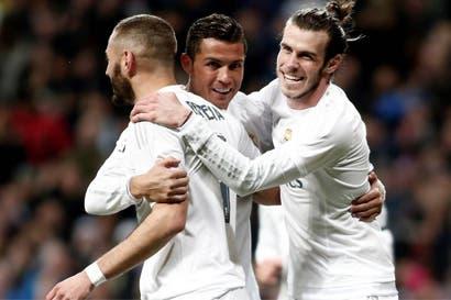 """La """"BBC"""" no es titular en el Real Madrid desde hace 280 días"""