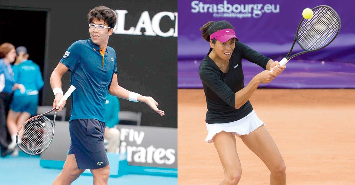 Asiáticos revolucionan el tenis