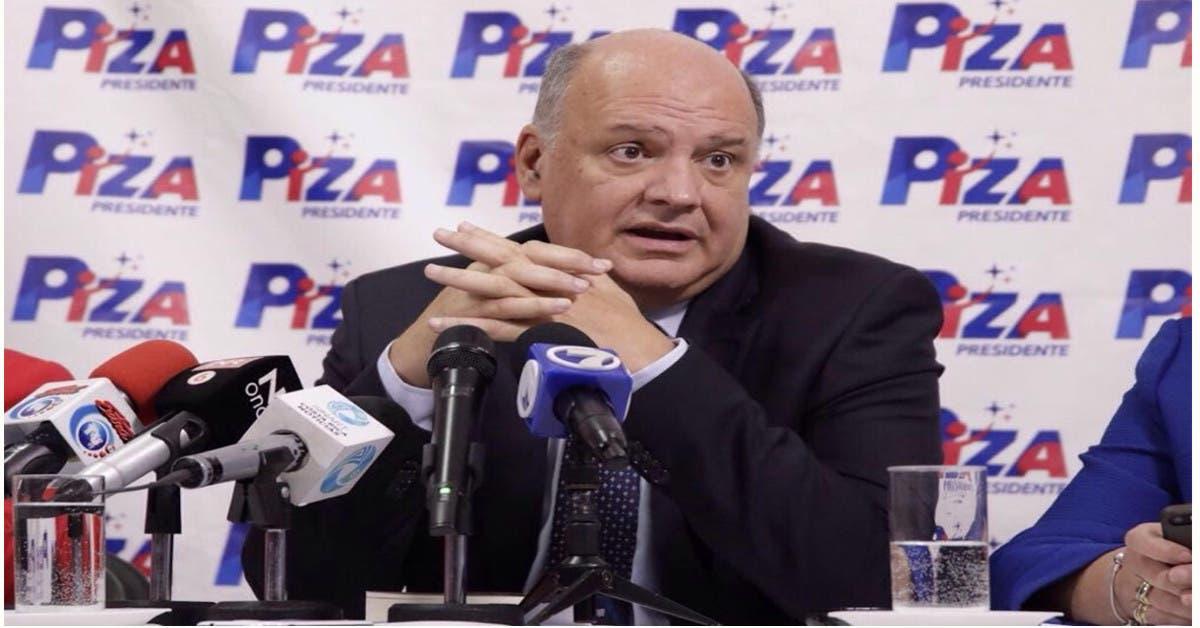 Piza pide a diputados del PUSC votar levantamientos de inmunidad