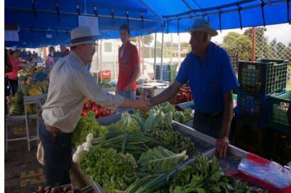 Ferias del agricultor sí se podrán realizar el próximo fin de semana