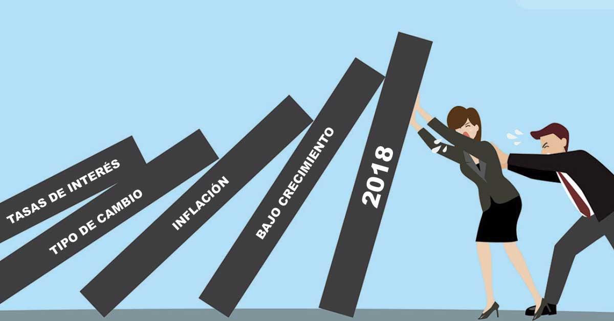 Crecimiento económico se debe ajustar a la baja, tasas y déficit al alza